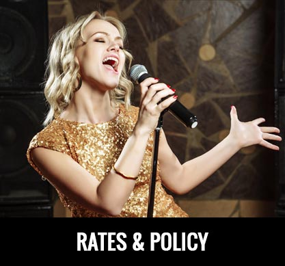 Rates & Policy