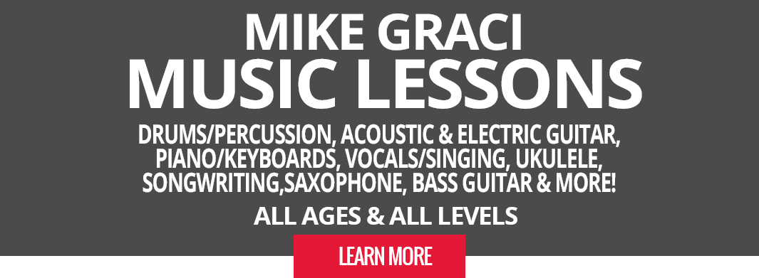 Mike Graci Music Lessons